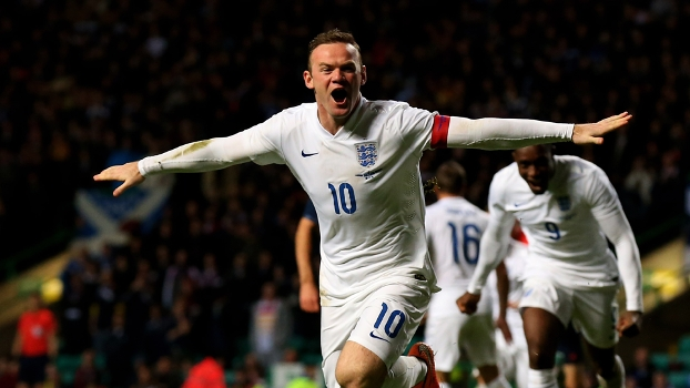 Six In A Row For England