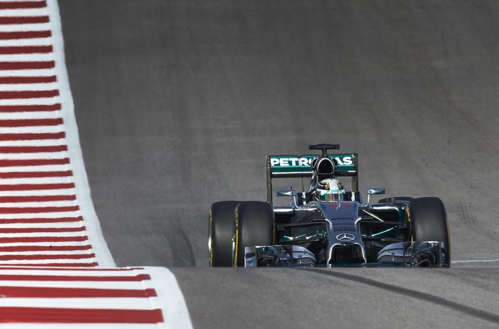US F1 Grand Prix: Lewis Hamilton Achieves Fifth Straight Win