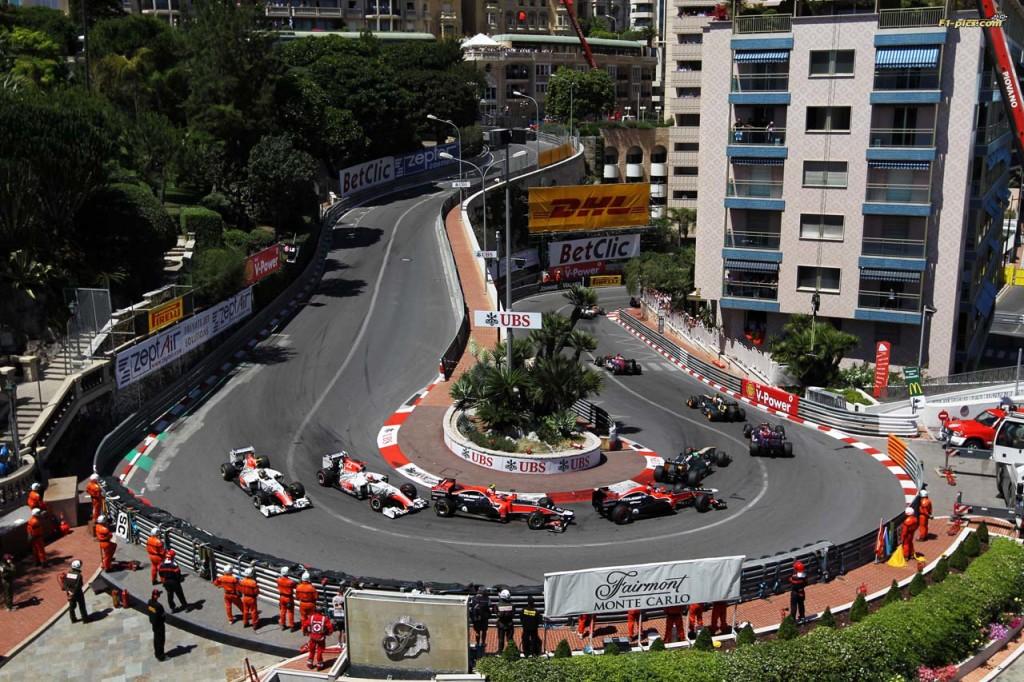 Monaco Grand Prix - Fairmont Hotel Hairpin