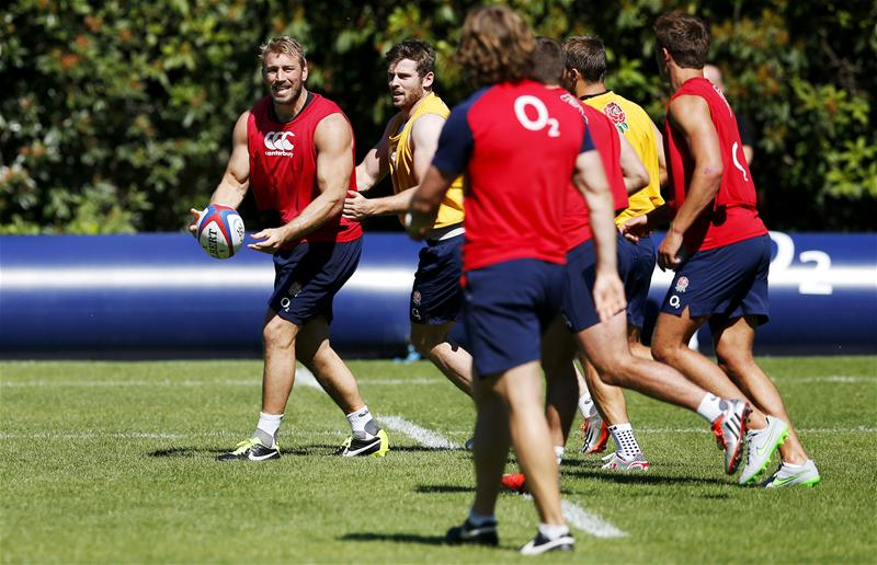 Who will be in England's Rugby World Cup line-up?