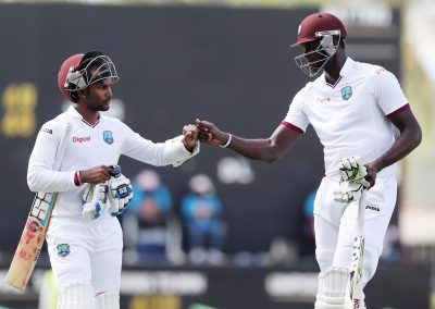 West Indies vs England 2019