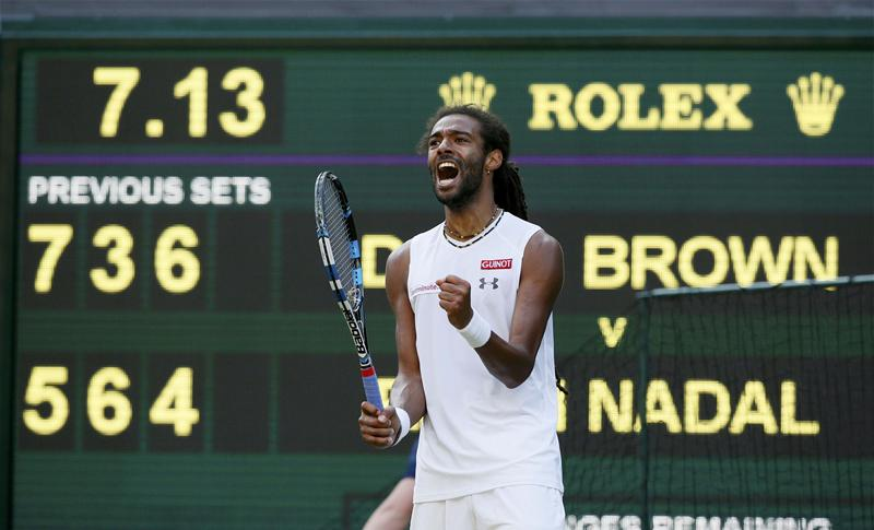 Brown vs Nadal: Can an underdog ever win Wimbledon again?