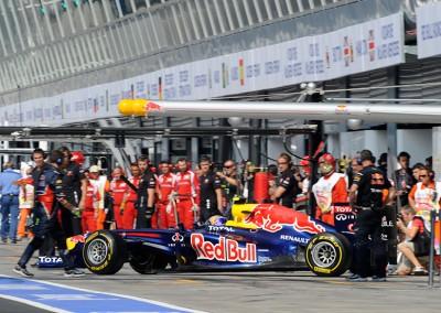 VIP F1 Team Hospitality