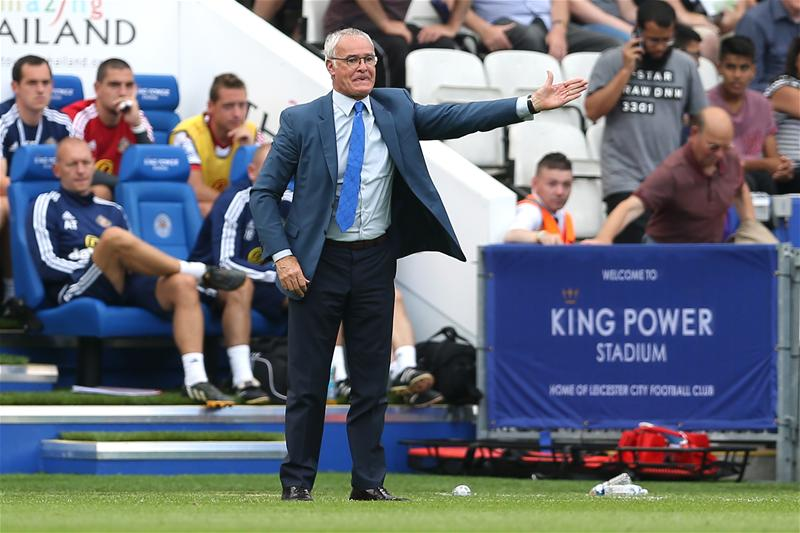 "The ""tinkerman"": talking points from the start of the Premier League"