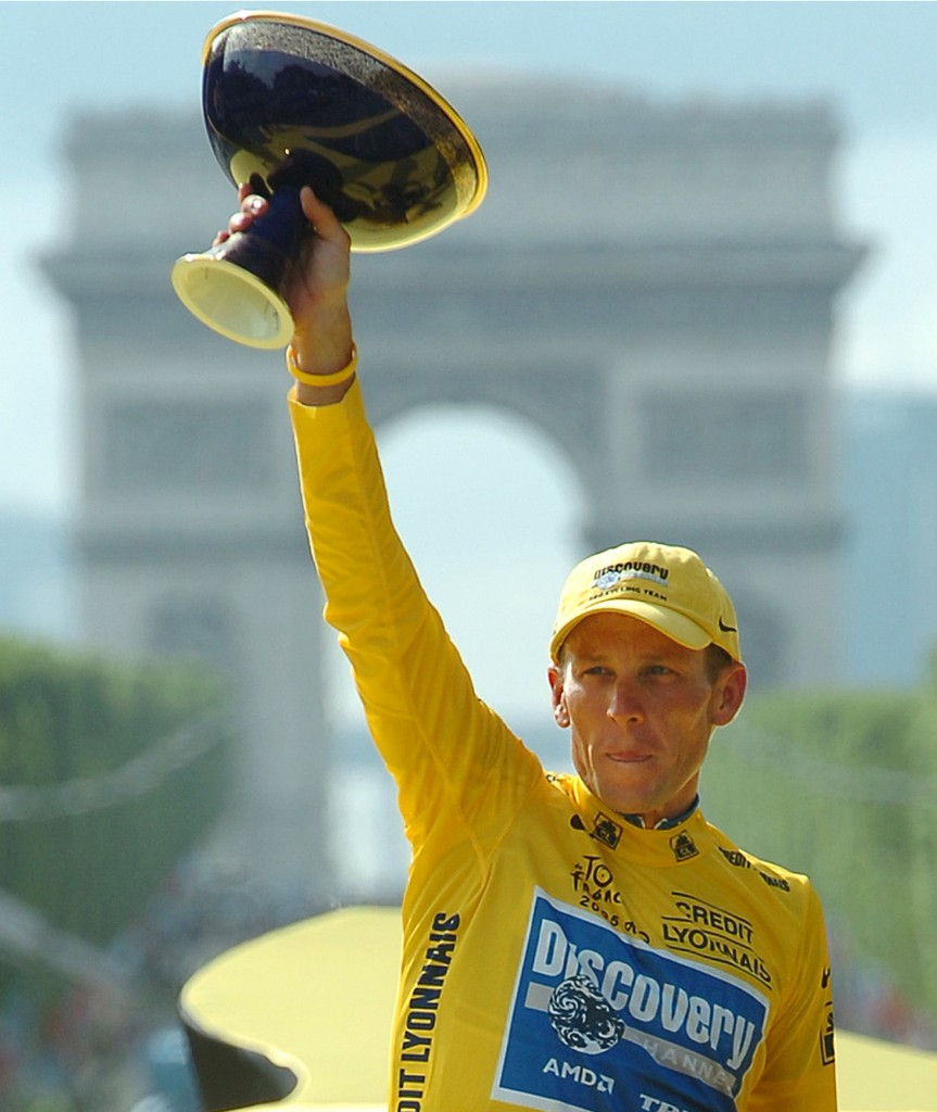 """Lance Armstrong: """"A declaration of war on athletics"""""""