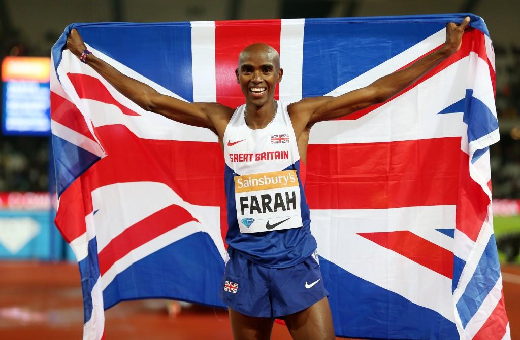 "Mo Farah: ""a declaration of war on athletics"""