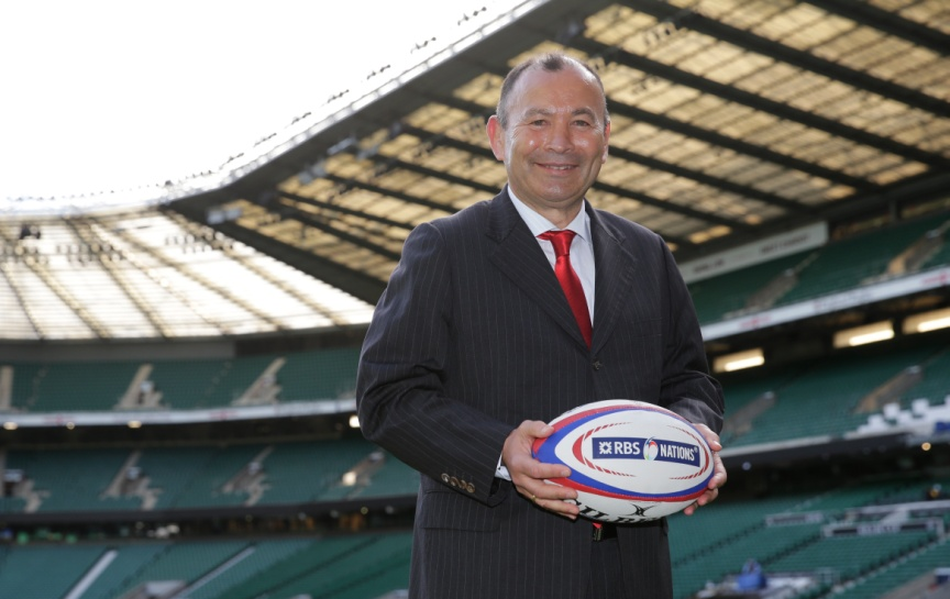 Can Eddie Jones get the English chariot swinging again?