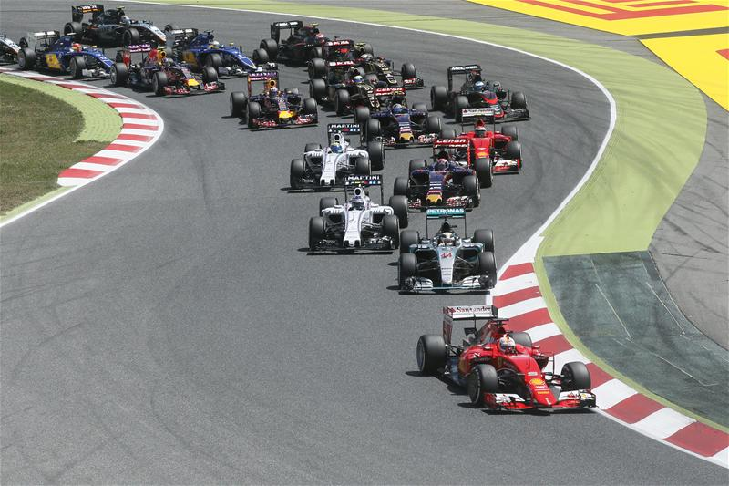 Sports Travel in Barcelona: Formula 1