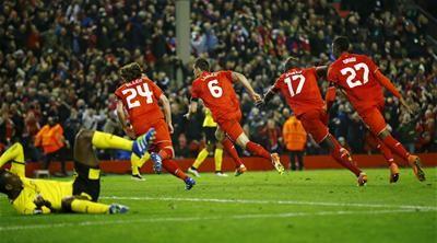 Liverpool's Journey