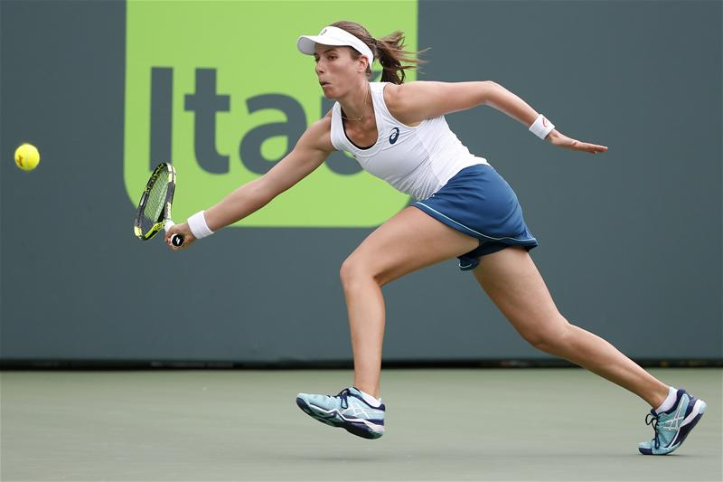 best young tennis players - konta