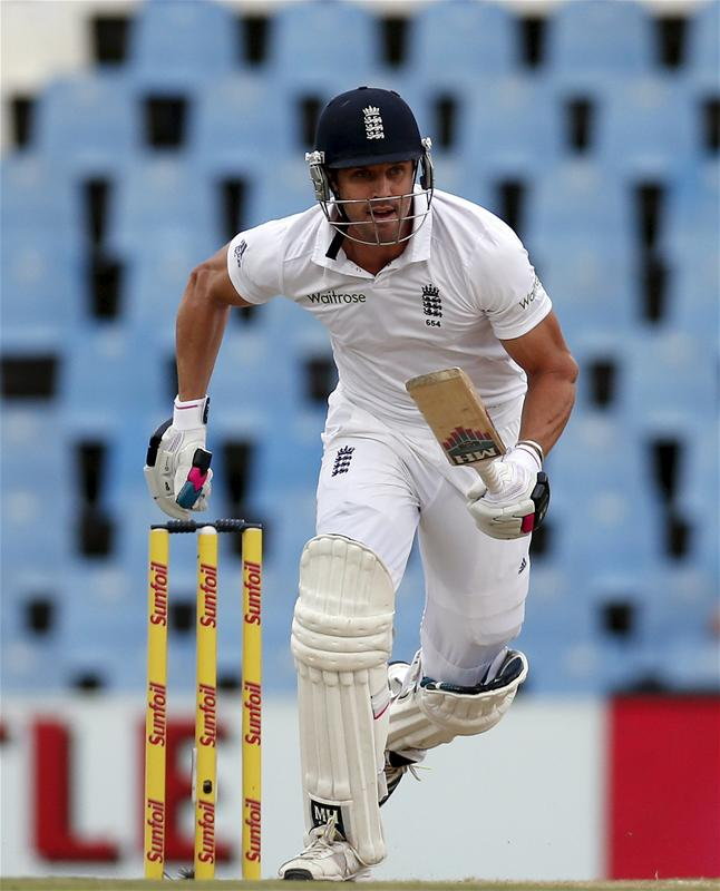 who will be in England's test squad
