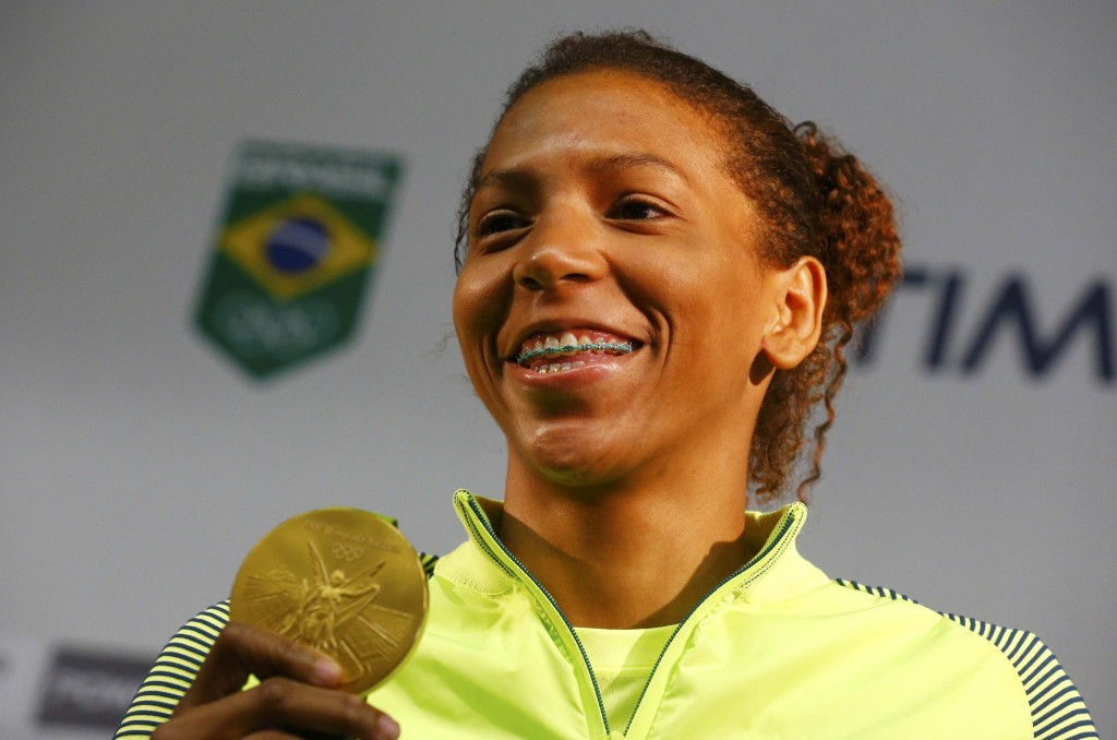 Brazil - Rafaela Silva