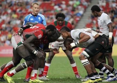 2017 HSBC World Rugby Singapore Sevens