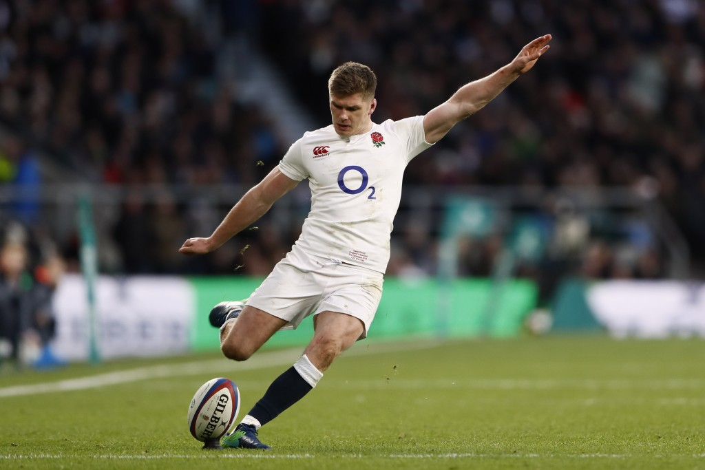 Are England as good as the All Blacks?