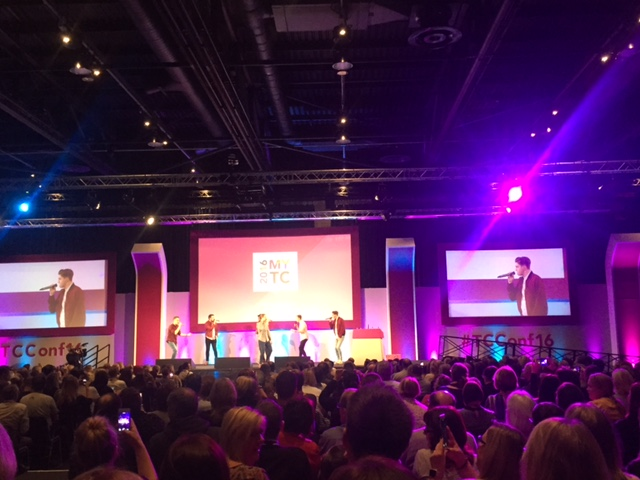 Travel counsellors conference