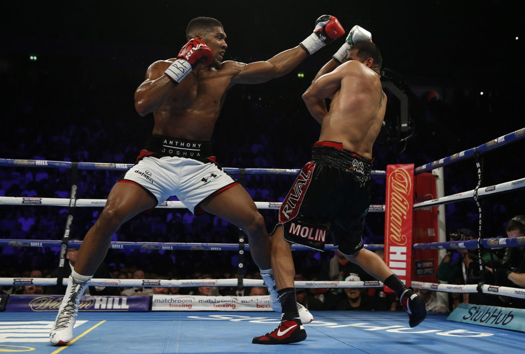 Can Joshua beat Klitschko?