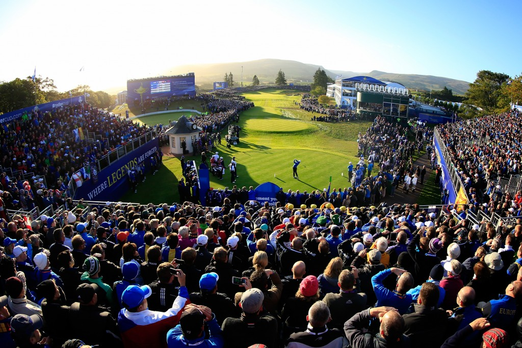 The 2018 Ryder Cup venue