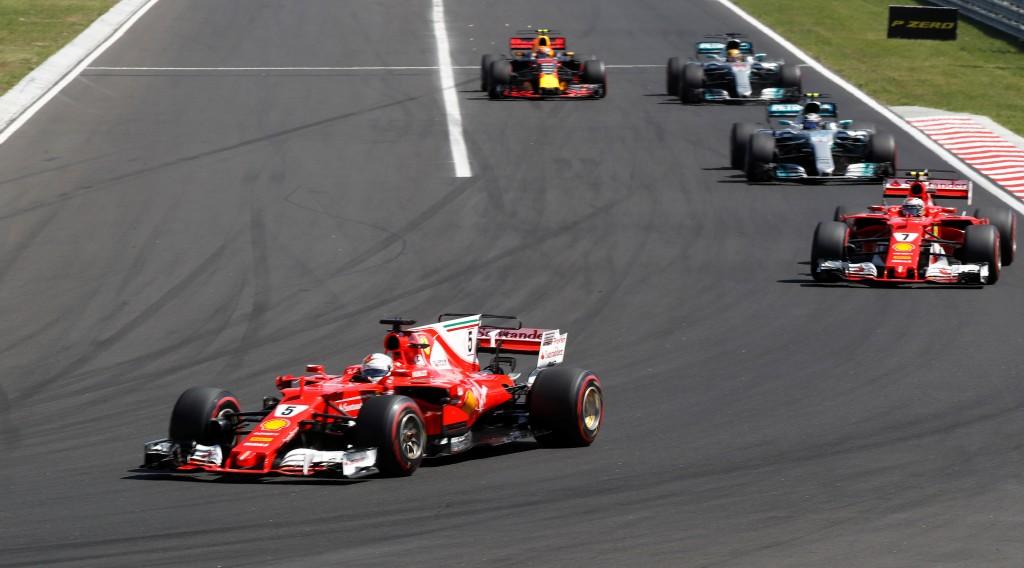 Hungarian Grand Prix 2018