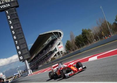 F1 Testing 2018