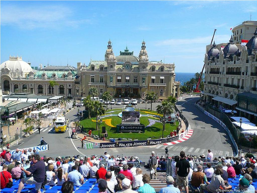 Monaco Grand Prix 2018 casino