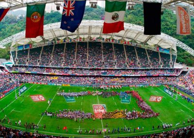 Cathay Pacific/HSBC Hong Kong Sevens 2019