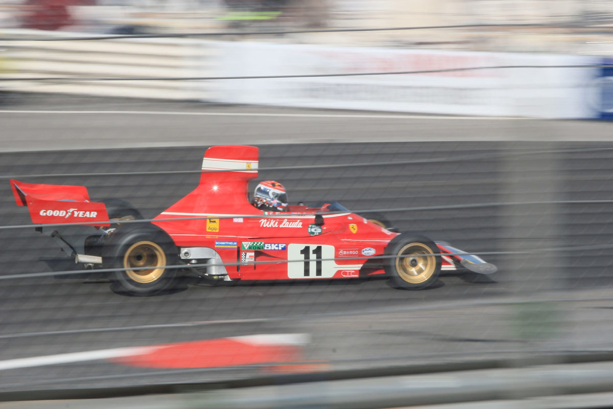 Monaco Grand Prix crashes
